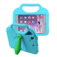 Airium Tie Kids Drop-resistant Protector Cover for Apple iPad mini (A1432,A1454,A1455) - Blue