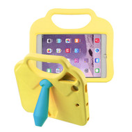 Airium Tie Kids Drop-resistant Protector Cover for Apple iPad mini (A1432,A1454,A1455) - Yellow