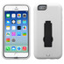 Asmyna Symbiosis Stand Protector Cover for Apple iPhone 6s/6 - Black / White