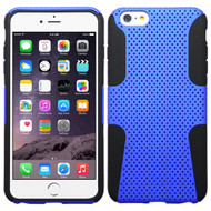 Asmyna Astronoot Protector Cover for Apple iPhone 6s Plus/6 Plus - Dark Blue / Black