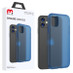 MyBat Pro Shade Series Hybrid Case for Apple iPhone 11 - Semi Transparent Navy Blue