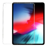 MyBat Sturdy Candy Skin Cover for Apple iPad Pro 12.9 (2018) (A1876,A1895,A1983,A2014) - Transparent Clear
