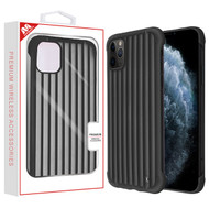 MyBat Suitcase Frost Protective Case for Apple iPhone 11 Pro - Black