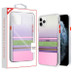 MyBat Glitter Fusion Protector Cover for Apple iPhone 11 Pro - Pink / Green