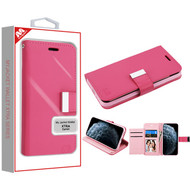 MyBat MyJacket Wallet Xtra Series for Apple iPhone 11 Pro - Hot Pink / Pink