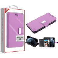 MyBat MyJacket Wallet Xtra Series for Apple iPhone 11 Pro - Purple / Dark Blue