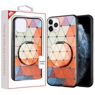 MyBat Mirror Hybrid Case for Apple iPhone 11 Pro - Triangle Squad
