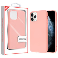 MyBat Liquid Silicone Protector Cover for Apple iPhone 11 Pro - Pink