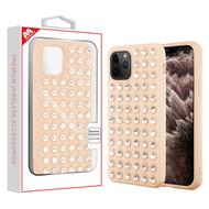 MyBat Dazzling Diamond Candy Case for Apple iPhone 11 Pro Max - Rose Gold