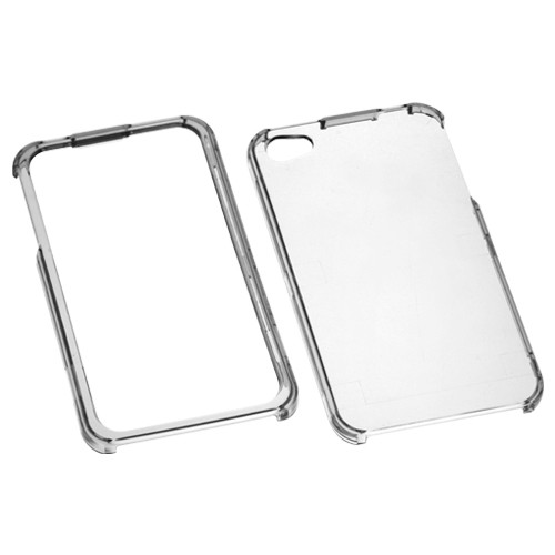 MyBat Protector Cover for Apple iPhone 4s/4 - T-Clear