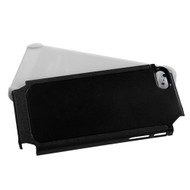 MyBat Frosted Fusion Protector Cover for Apple iPhone 5s/5 - Black / White