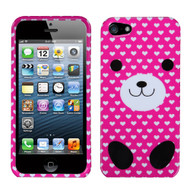 MyBat Protector Cover for Apple iPhone 5s/5 - Dog Love