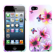 MyBat Protector Cover for Apple iPhone 5s/5 - Spring Lilies