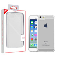 MyBat Candy Skin Cover for Apple iPhone 6s/6 - Glossy Transparent Clear