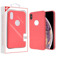 MyBat Eco Case for Apple iPhone XS Max - Coral Pink