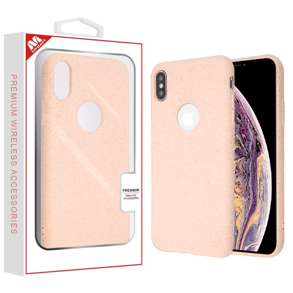 MyBat Eco Case for Apple iPhone XS Max - Pink