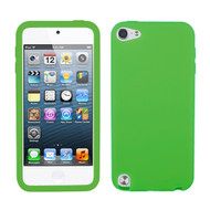 MyBat Solid Skin Cover for Apple iPod touch (5th generation) - Dr Green