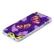 MyBat Candy Skin Cover for Apple iPod touch (5th generation) - Butterfly Brigade