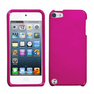 MyBat Protector Cover for Apple iPod touch (5th generation) - Solid Hot Pink