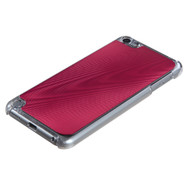 MyBat Cosmo Back Protector Cover for Apple iPod touch (5th generation) - Red