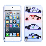 MyBat Protector Cover for Apple iPod touch (5th generation) - Running Jeep
