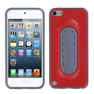 MyBat Snap Tail Stand Protector Cover for Apple iPod touch (5th generation) - Red