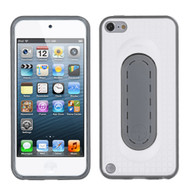 MyBat Snap Tail Stand Protector Cover for Apple iPod touch (5th generation) - White