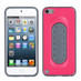 MyBat Snap Tail Stand Protector Cover for Apple iPod touch (5th generation) - Hot Pink