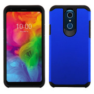 Asmyna Astronoot Protector Cover for Lg Q7+ - Blue / Black