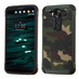 Asmyna Astronoot Protector Cover for Lg H901 (V10) - Camouflage Green Backing / Black