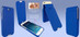 Piel Frama 770 Blue UltraSliMagnum Leather Case for Apple iPhone 7