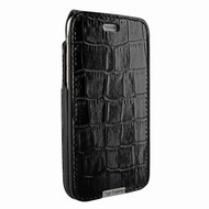 Piel Frama 770 Black Crocodile UltraSliMagnum Leather Case for Apple iPhone 7 / 8