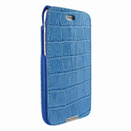 Piel Frama 770 Blue Crocodile UltraSliMagnum Leather Case for Apple iPhone 7 / 8
