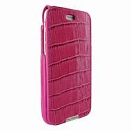 Piel Frama 770 Pink Crocodile UltraSliMagnum Leather Case for Apple iPhone 7