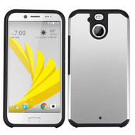 Asmyna Astronoot Protector Cover for Htc BOLT - Silver / Black