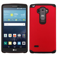 Asmyna Astronoot Protector Cover for Lg H740 (G Vista 2) - Red / Black
