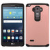 Asmyna Astronoot Protector Cover for Lg H740 (G Vista 2) - Rose Gold / Black