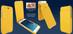 Piel Frama 771 Yellow UltraSliMagnum Leather Case for Apple iPhone 7 Plus / 8 Plus
