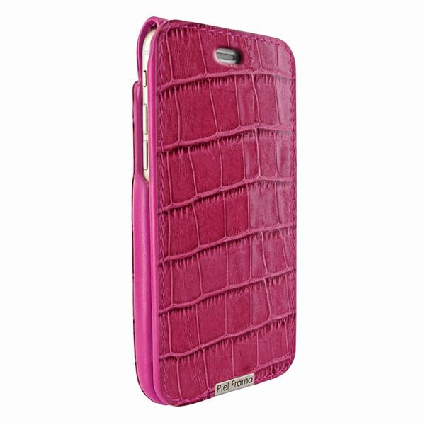 Piel Frama 771 Pink Crocodile UltraSliMagnum Leather Case for Apple iPhone 7 Plus / 8 Plus