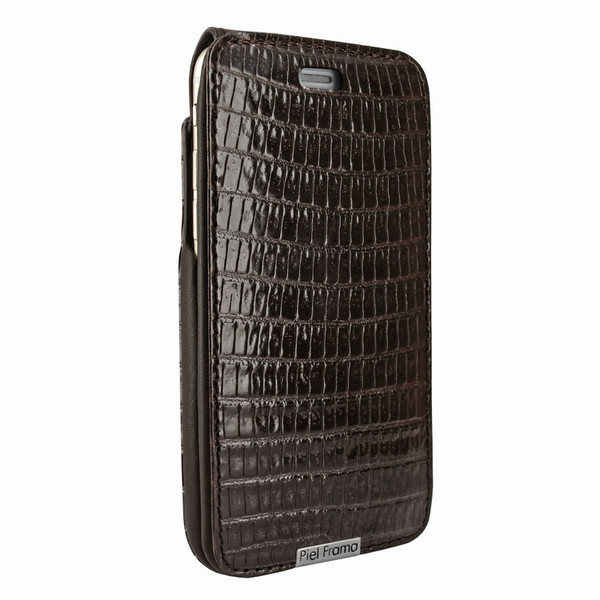 Piel Frama 771 Brown Lizard UltraSliMagnum Leather Case for Apple iPhone 7 Plus / 8 Plus