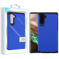 Asmyna Astronoot Protector Cover for Samsung Galaxy Note 10 (6.3) - Blue / Black