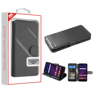MyBat MyJacket Wallet Element Series for Lg X320 (Escape Plus) - Black