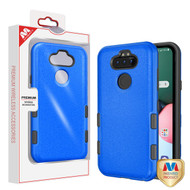 MyBat TUFF Subs Hybrid Case for Lg K31 (Aristo 5)/Fortune 3 - Natural Dark Blue / Black