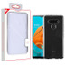 MyBat Candy Skin Cover for Lg K51 - Glossy Transparent Clear