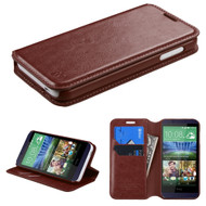 MyBat MyJacket Wallet Element Series for Htc 510 (Desire 510) - Brown