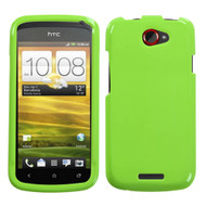 MyBat Protector Cover for Htc One S - Natural Pearl Green
