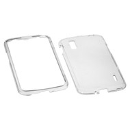MyBat Protector Cover for Lg E960 (Nexus 4) - T-Clear