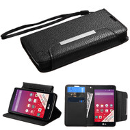 MyBat MyJacket Wallet for Lg LS660 (TRIBUTE) - Black