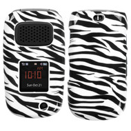 MyBat Protector Cover for Samsung A997 (RUGBY III) - Zebra Skin