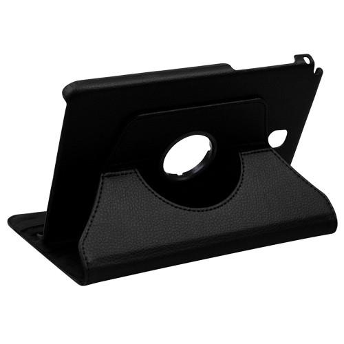 MyBat Premium Rotatable MyJacket for Samsung T350 (Galaxy Tab A 8) - Black